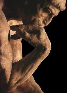 rodin- the thinker