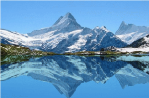 Water-Reflection-Mountains